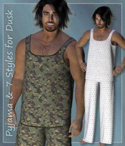 Dusk Pyjama and 7 Styles