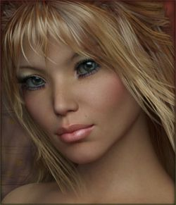 TDT-Gigi for Genesis 3 Female