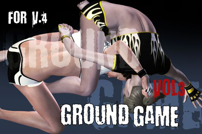 Ground Game vol.3 for V4