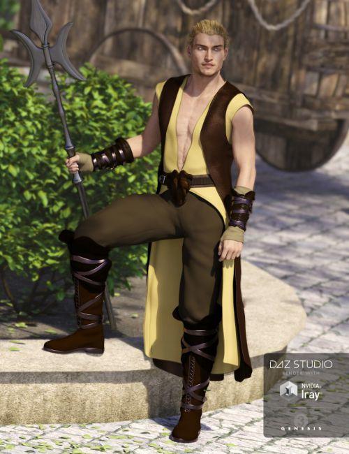 Beorn for Genesis 3 Male(s)