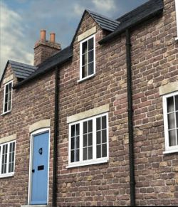 Workers cottages