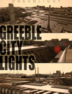 Greeble City Lights