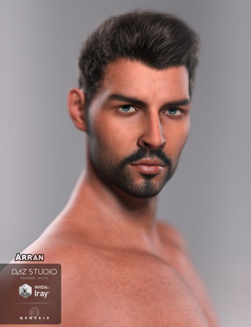 Arran for Genesis 3 Male