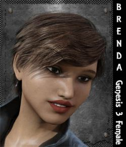 Brenda for Genesis 3 Female