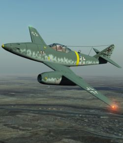 ME 262-EXTENDED LICENSE
