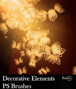 Decorative Elements PS Brushes