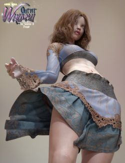 Whymsy Clothes for Genesis 3 Female(s)