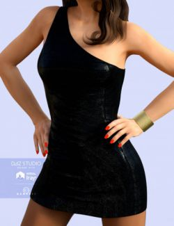 H&C Club Dress C for Genesis 3 Female(s)
