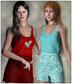 Jumpsuit for Pauline and Pauline Teen