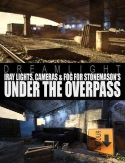 Under The Overpass Iray Lights