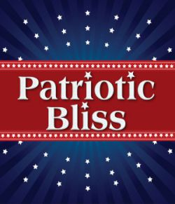 Patriotic Bliss Layer Styles