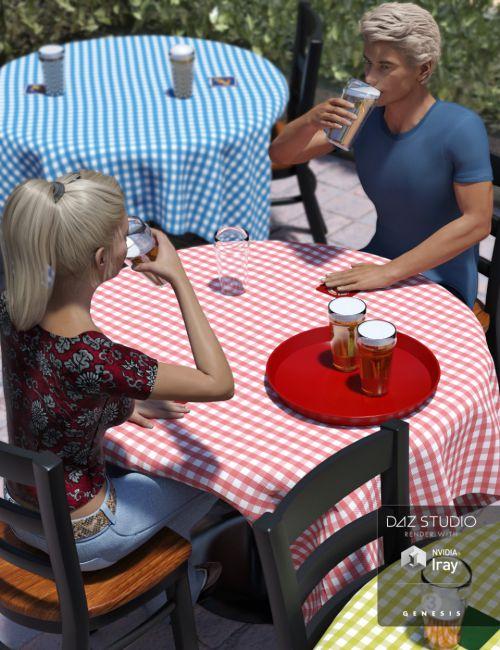 Beer Drinking Props
