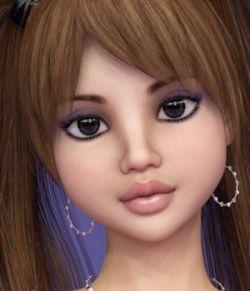3DSSilver Dollz :: Meygan Genesis 3 Female