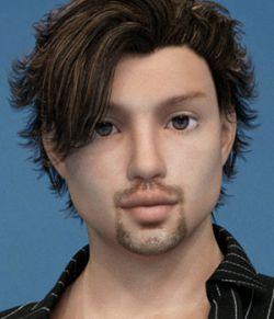 3DSSilver Dollz :: Kaide Genesis 3 Male