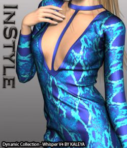 InStyle- Dynamic Collection- Whisper V4