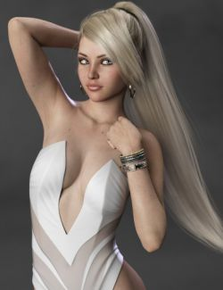 LY Camille HD for Genesis 8 Female
