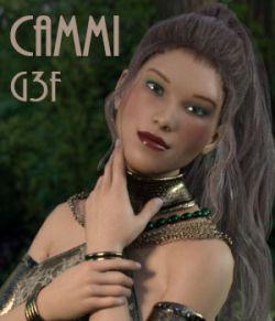 Cammi for Genesis 3 Female