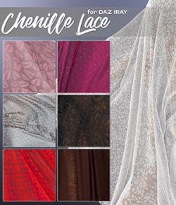Daz Iray- Chenille Lace