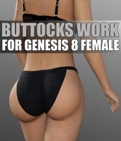 Buttocks Work G8F
