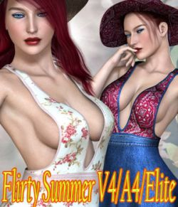 Flirty Summer V4/A4/Elite