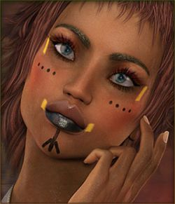 TDT-Lalita for Genesis 3 Female