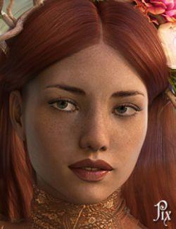 Pix Liliana for Genesis 8 Female