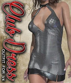 Exnem Club Dress for V4