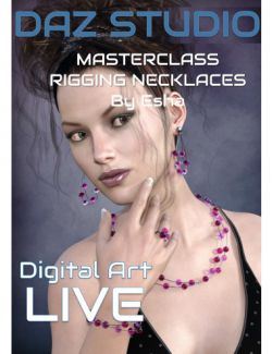 Daz Studio Masterclass : Rigging Necklaces
