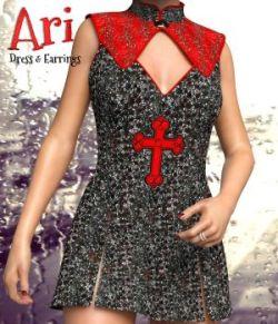Ari Dress for G3F