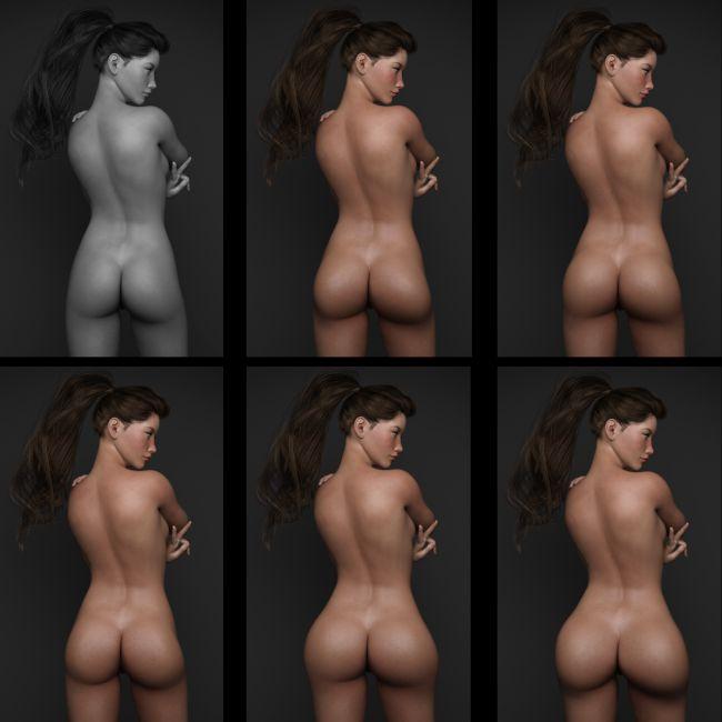 Black Dreams For Dawn Figure Assets Models Outoft 3movs 1