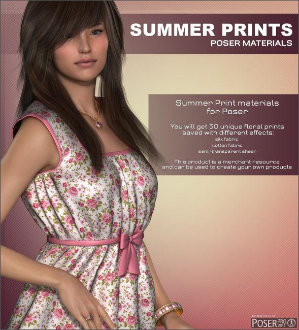 Poser - Summer Prints