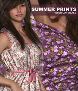 Poser- Summer Prints