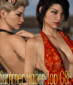 Summer Halter Top G8F