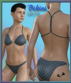 Bikini for GENESIS 8 F / V8