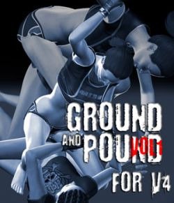 Ground and Pound vol.1 for V4