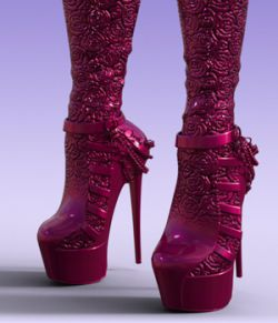 Charm Sandra High Boots