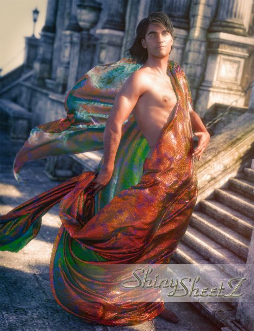 Shiny SheetZ II for Genesis 3 Male(s)