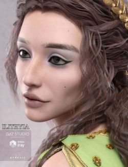 Ilithyia for Genesis 3 Female