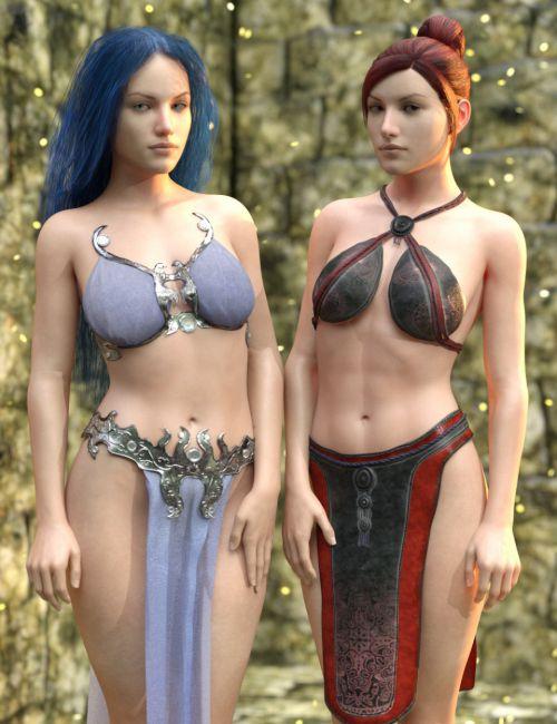 SY Fantasy Wear Megapack Genesis 8 Female(s)