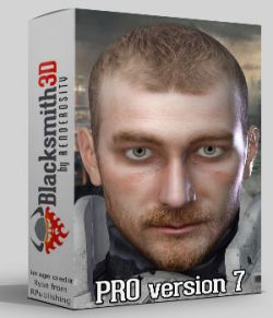 Blacksmith3D PRO Version 7