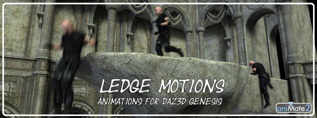Ledge Motions for Genesis