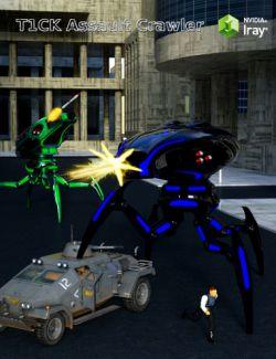 T1CK Assault Crawler