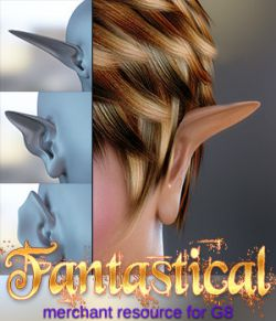 Fantastical Genesis 8 Female(s)