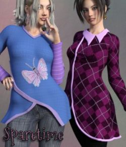Sparetime Clothing Set for G3F