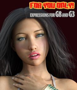 For You Only! - expressions for G8 and G3