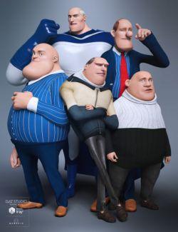 Multi-Man Bundle