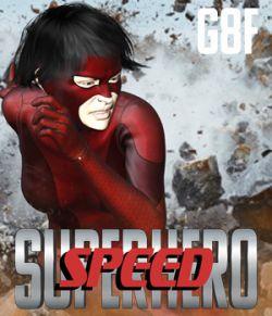 SuperHero Speed for G8F Volume 1