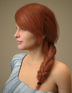 Viola Braid for Genesis 8 Female(s)