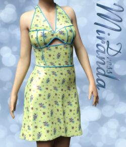 Miranda Dress for G3F
