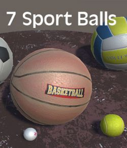 Sport Ball Items- Extended License